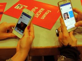 Auch Online Medien wollen bedient werden