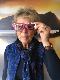 Aktionstag Let's face it - Gewalt ist keine Privatsache. Setz die rosarote Brille ab!