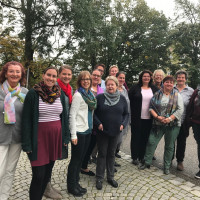 Die AsF Bayern traf sich anlässlich ihrer Klausur am 8. Oktober 2017 mit der AsF Baden-Würthenberg in Ulm.