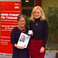 Marion Schäfer-Blake und Marietta Eder